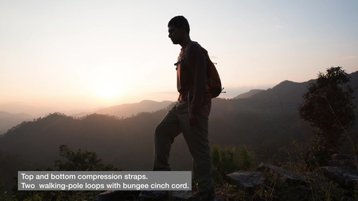 EMS Vertex Daypack Goes to India - image 9 from the video