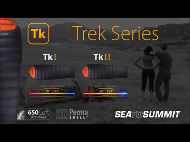 SEA TO SUMMIT Trek TkII - image 7 from the video