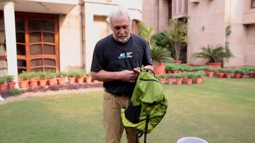 EMS Packable Backpack in India - image 3 from the video