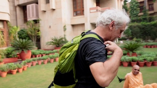 EMS Packable Backpack in India - image 4 from the video