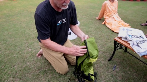 EMS Packable Backpack in India - image 7 from the video