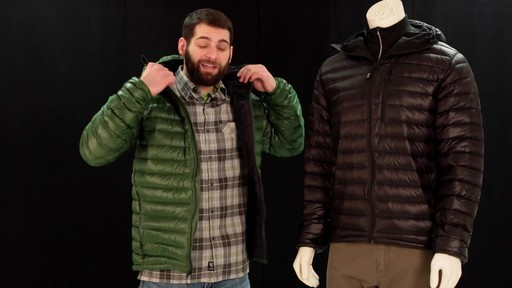 EMS Men's Icarus Hooded Down Jacket - image 1 from the video