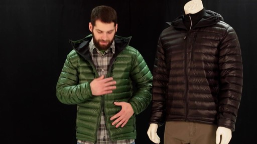 EMS Men's Icarus Hooded Down Jacket - image 4 from the video