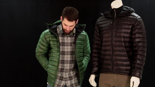 EMS Men's Icarus Hooded Down Jacket - image 5 from the video