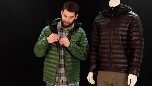 EMS Men's Icarus Hooded Down Jacket - image 6 from the video