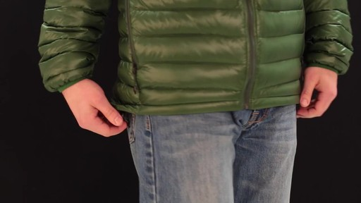 EMS Men's Icarus Hooded Down Jacket - image 7 from the video