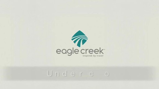 EAGLE CREEK Undercover Hidden Pocket - image 1 from the video