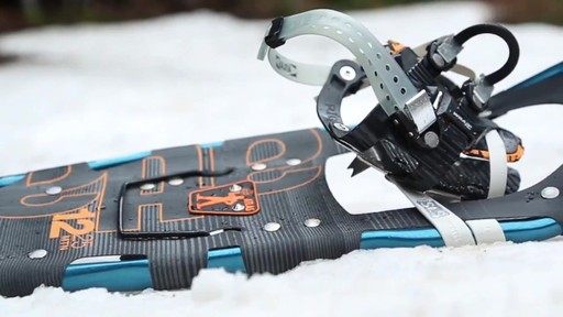 ATLAS 12 Series Snowshoes - image 2 from the video