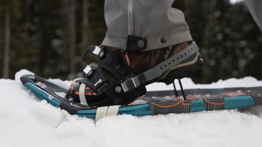 ATLAS 12 Series Snowshoes - image 5 from the video