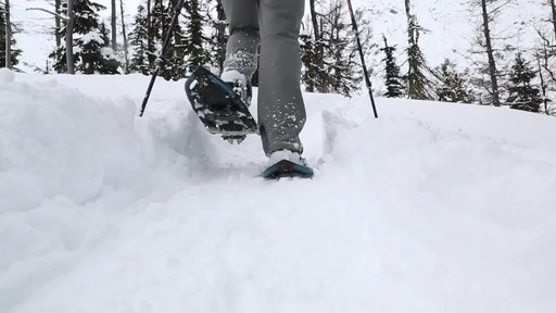 ATLAS 12 Series Snowshoes - image 6 from the video