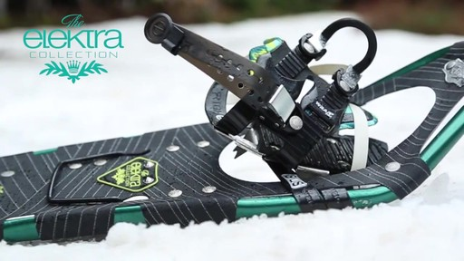ATLAS 12 Series Snowshoes - image 7 from the video