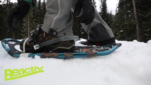 ATLAS 12 Series Snowshoes - image 8 from the video