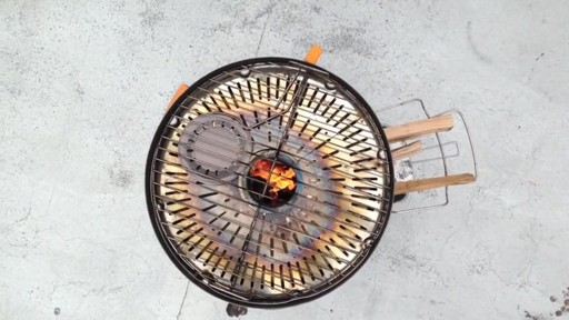 BIOLITE BaseCamp Stove - image 7 from the video