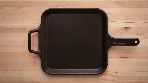 How to Cook an Egg with Lodge Cast Iron - image 9 from the video