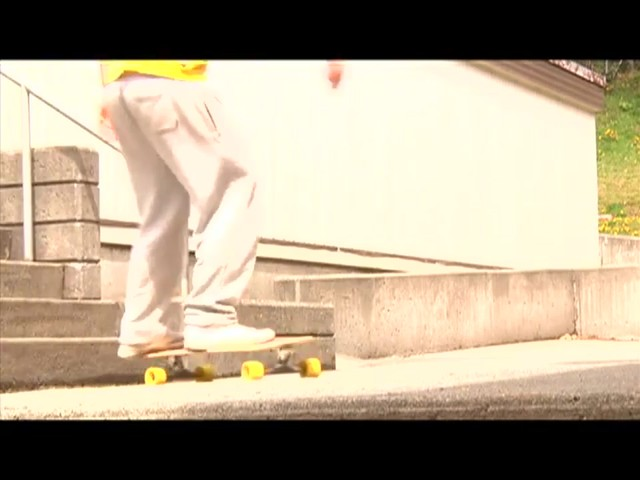 KOASTAL Two Face Longboard - image 9 from the video