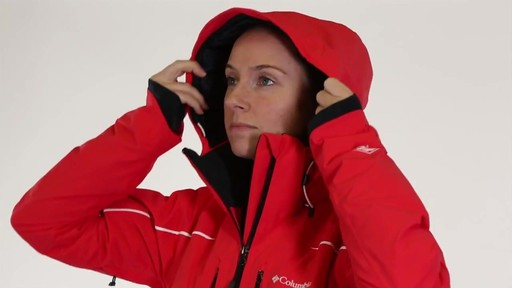 COLUMBIA Women's Millenium Blur Jacket - image 5 from the video