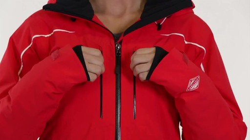COLUMBIA Women's Millenium Blur Jacket - image 6 from the video