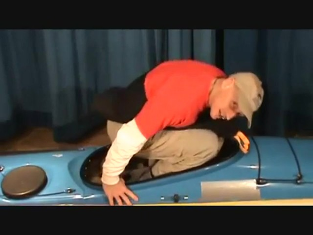 SEALS How to Install a Seals Bungee-Corded Neoprene Kayak Sprayskirt - image 10 from the video