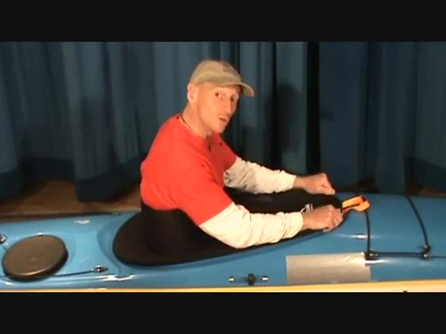 SEALS How to Install a Seals Bungee-Corded Neoprene Kayak Sprayskirt - image 4 from the video