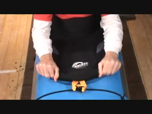 SEALS How to Install a Seals Bungee-Corded Neoprene Kayak Sprayskirt - image 5 from the video