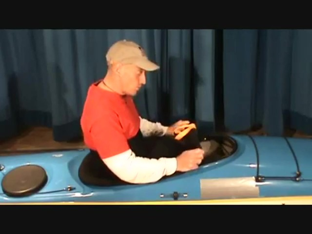 SEALS How to Install a Seals Bungee-Corded Neoprene Kayak Sprayskirt - image 6 from the video