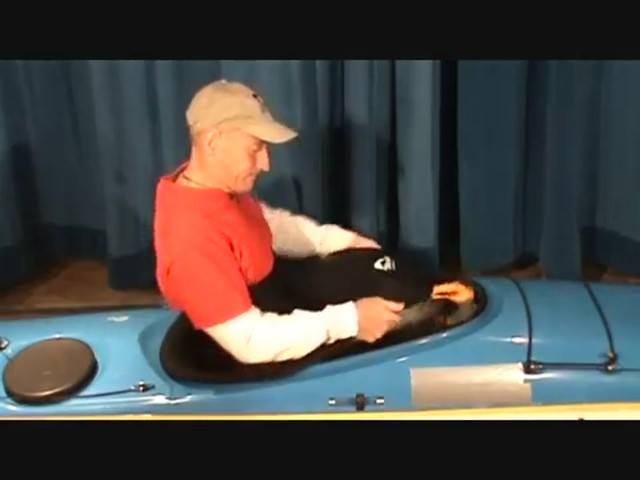 SEALS How to Install a Seals Bungee-Corded Neoprene Kayak Sprayskirt - image 9 from the video