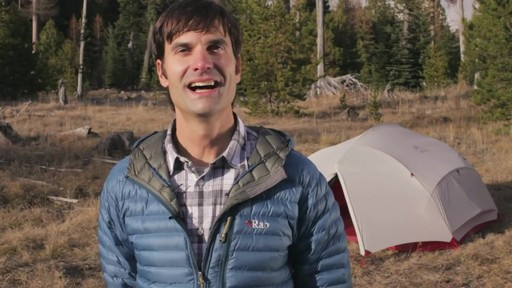 MSR Papa Hubba NX Tent - image 1 from the video