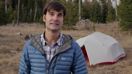 MSR Papa Hubba NX Tent - image 4 from the video