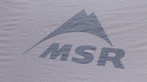 MSR Papa Hubba NX Tent - image 8 from the video