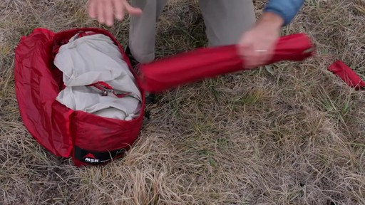 MSR Papa Hubba NX Tent - image 9 from the video