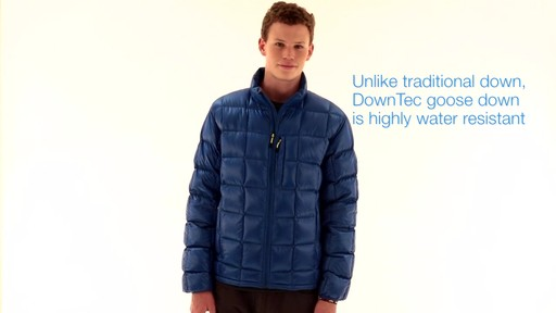 EMS Mens Sector Down Jacket - image 1 from the video