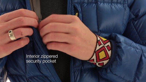 EMS Mens Sector Down Jacket - image 2 from the video