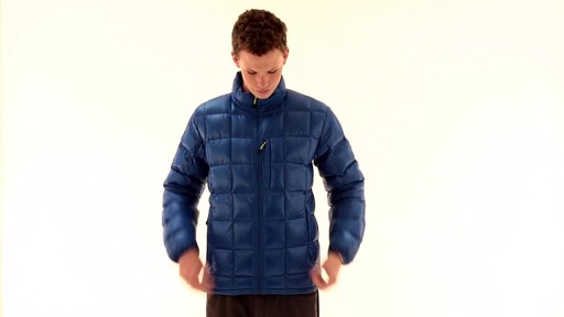 EMS Mens Sector Down Jacket - image 4 from the video