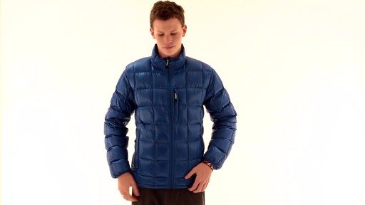 EMS Mens Sector Down Jacket - image 5 from the video