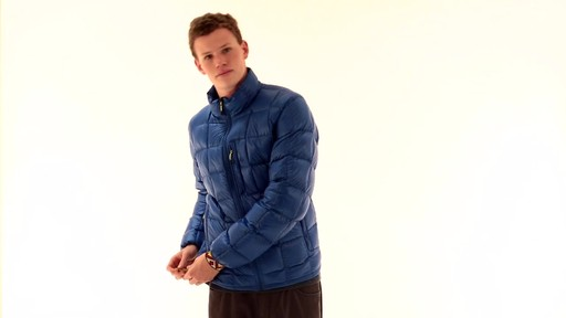 EMS Mens Sector Down Jacket - image 6 from the video