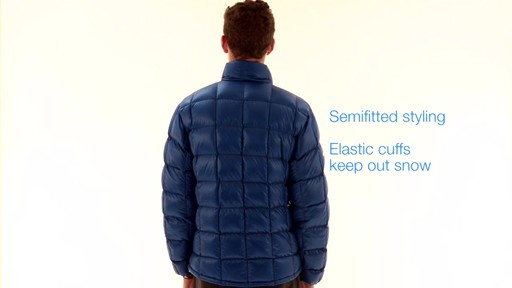 EMS Mens Sector Down Jacket - image 7 from the video