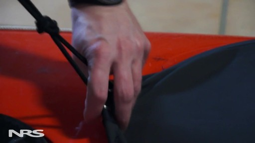 NRS Super Stretch Neoprene Cockpit Cover - image 5 from the video