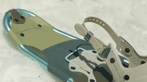 TUBBS Journey Snowshoes  - image 3 from the video