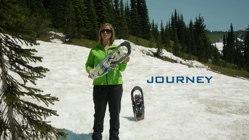 TUBBS Journey Snowshoes  - image 9 from the video