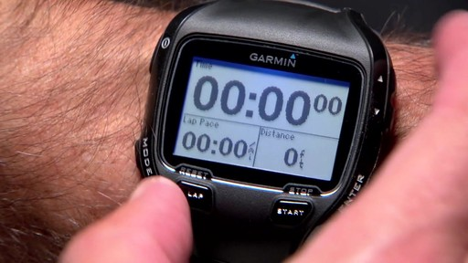GARMIN Forerunner 910XT Tri Bundle - image 2 from the video