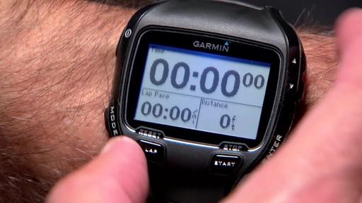 GARMIN Forerunner 910XT Tri Bundle - image 2 from the video