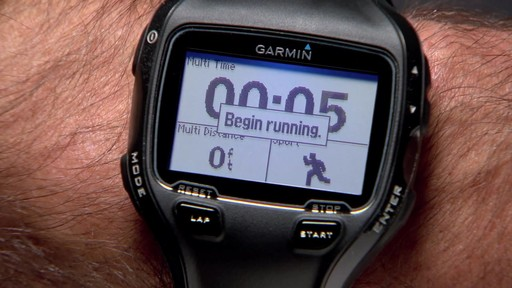 GARMIN Forerunner 910XT Tri Bundle - image 8 from the video