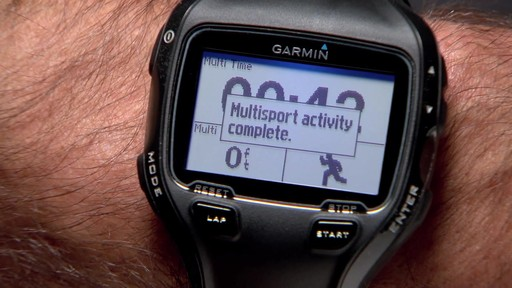 GARMIN Forerunner 910XT Tri Bundle - image 9 from the video