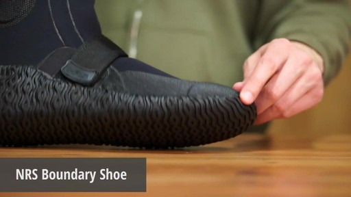 NRS Boundary Shoe - image 1 from the video