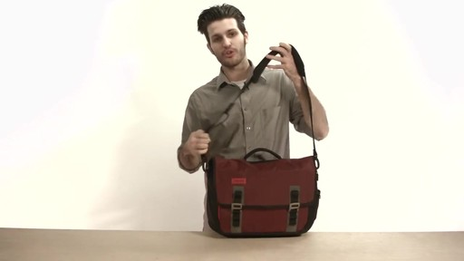 TIMBUK2 Command Messenger Bag - image 10 from the video