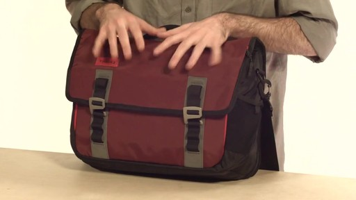 TIMBUK2 Command Messenger Bag - image 2 from the video