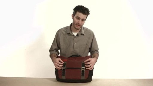 TIMBUK2 Command Messenger Bag - image 4 from the video