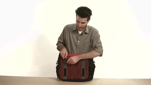 TIMBUK2 Command Messenger Bag - image 5 from the video
