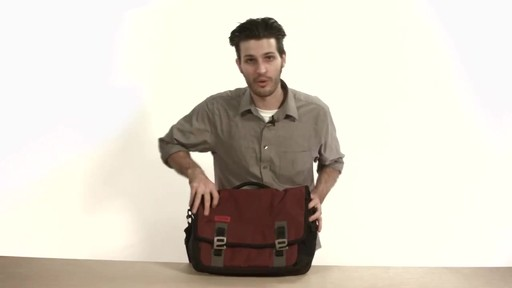 TIMBUK2 Command Messenger Bag - image 7 from the video