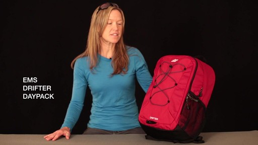 EMS Drifter Daypack - image 1 from the video